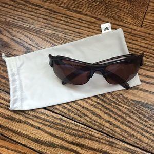 RARE Women's adidas Adilibria Halfrim Sunglasses